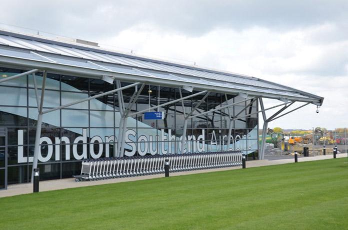 Aéroport Londres Southend