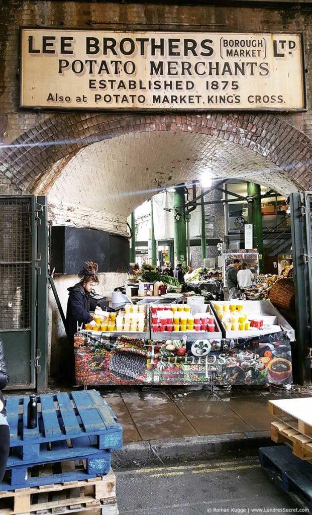 Borough Market Londres