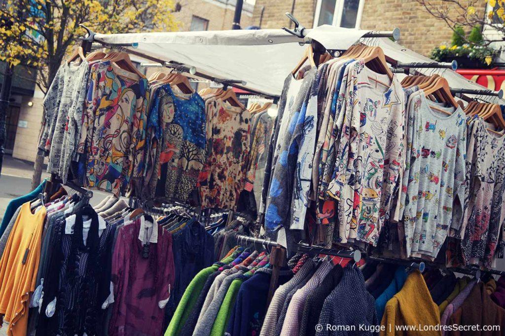 Camden Town Londres Inverness Street Market (3)