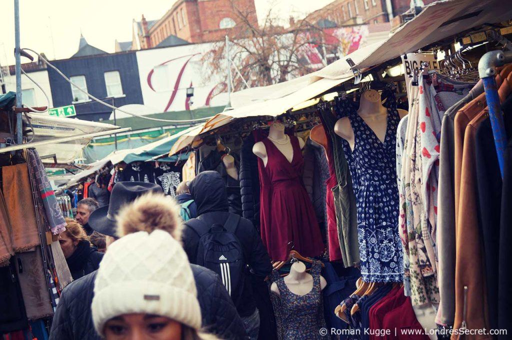 Camden Town Londres Marché Camden Buck Market