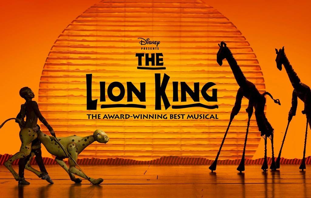 Comédie Musicale Le Roi Lion Londres
