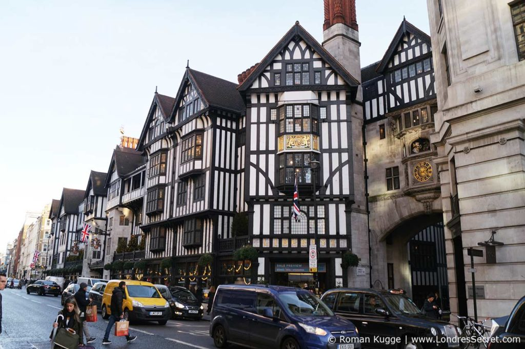 Grand Magasin Liberty Londres