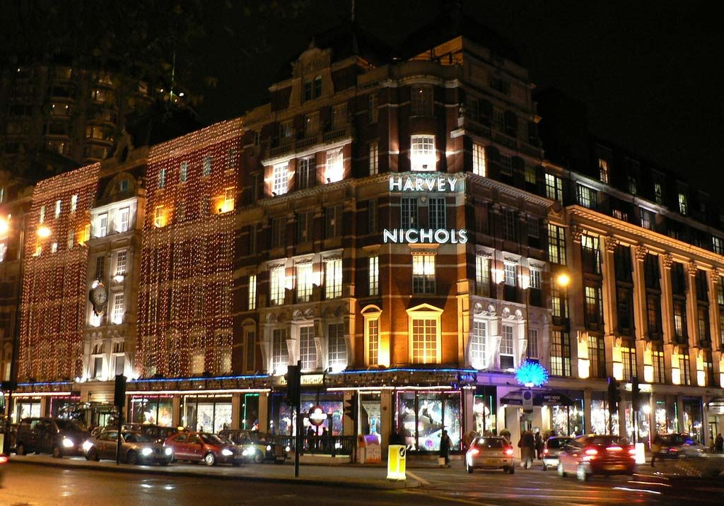 Harvey Nichols Grand Magasin Londres