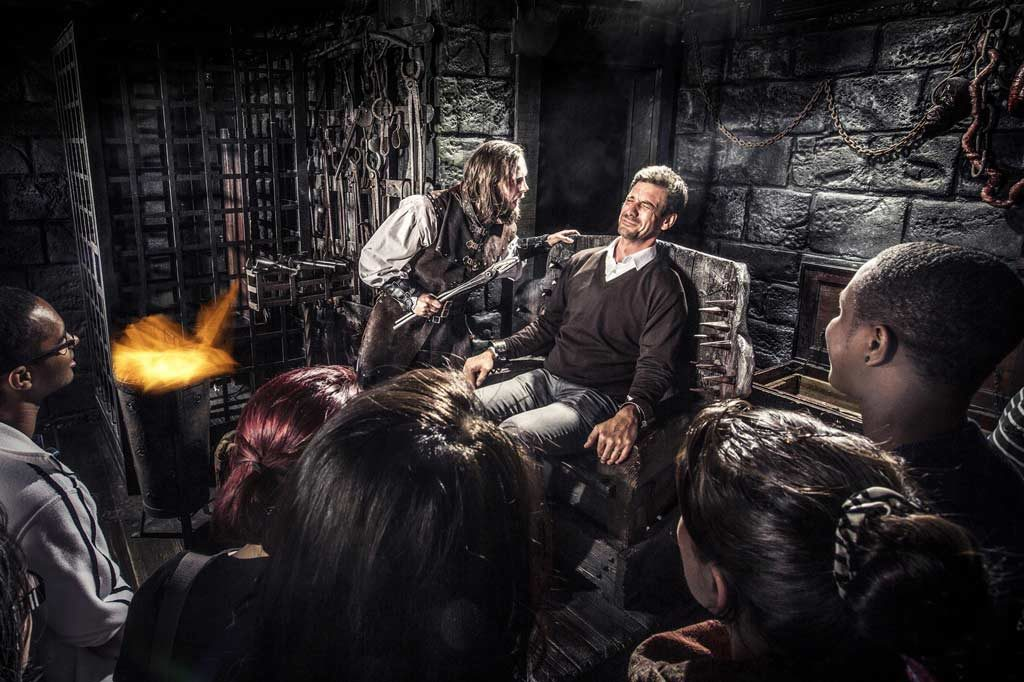 London Dungeon musée des horreurs