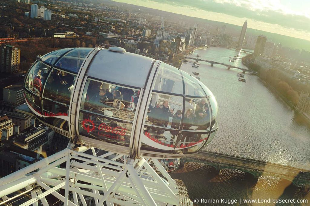 London Eye Grande Roue Londres