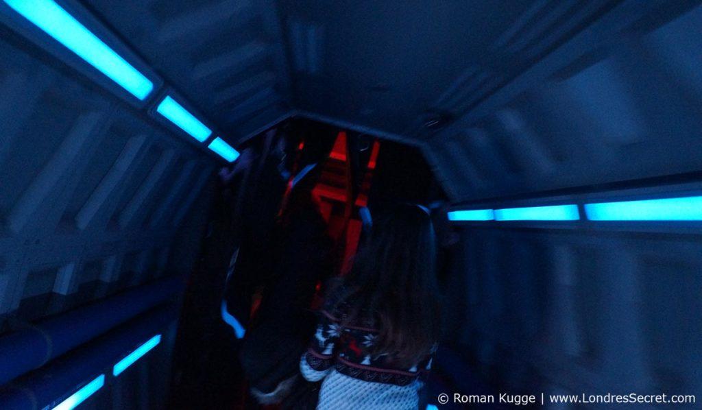 Madame Tussauds Londres Alien Escape