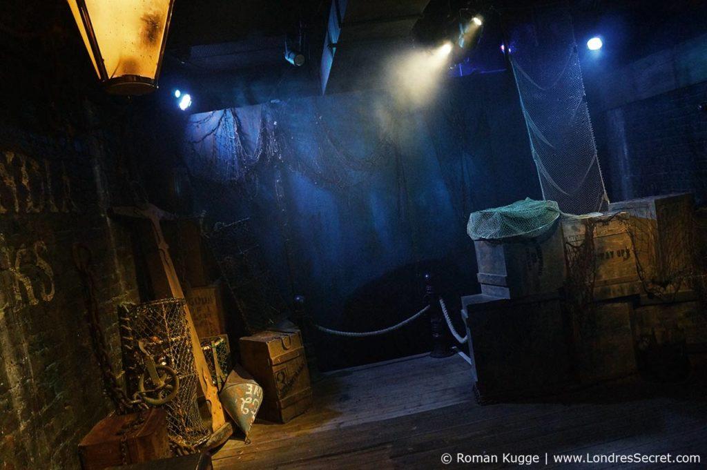 Madame Tussauds Londres Sherlock Holmes Experience