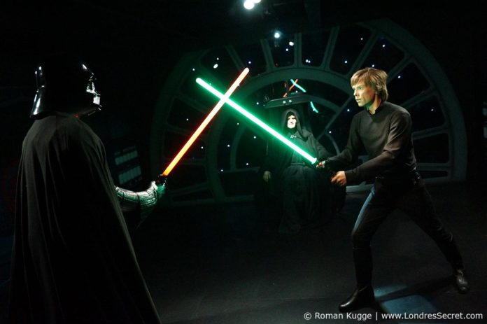 Madame Tussauds Londres Star Wars Experience