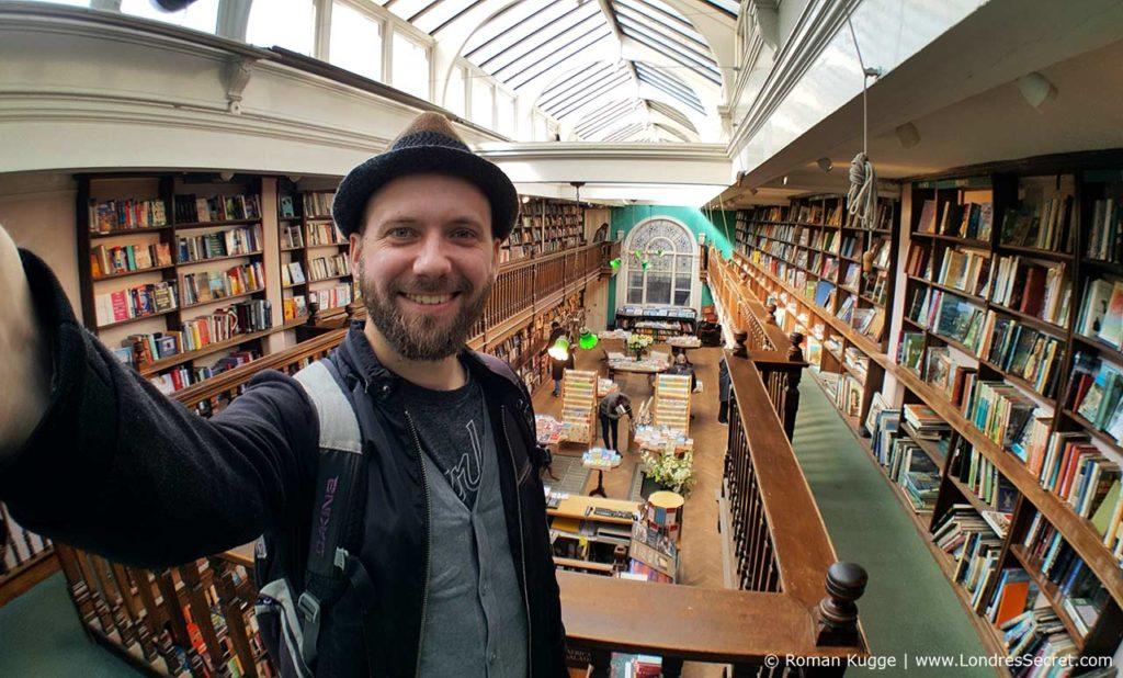 Roman Kugge Londres Daunt Books