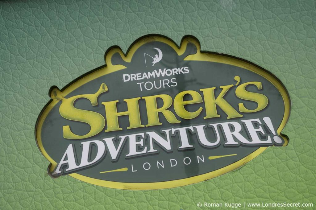 Shreks Adventure Londres