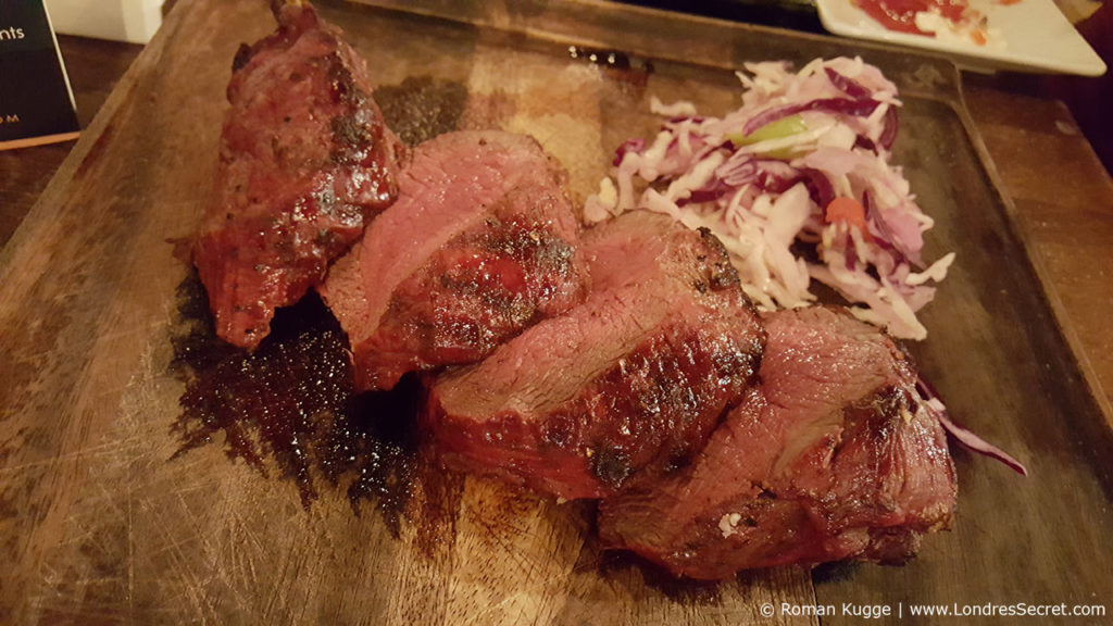 Steakhouse HS and Co a Londres