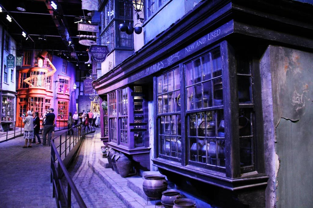 Studios Harry Potter Londres