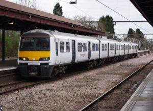 Train Transfert Aéroport Londres Southend