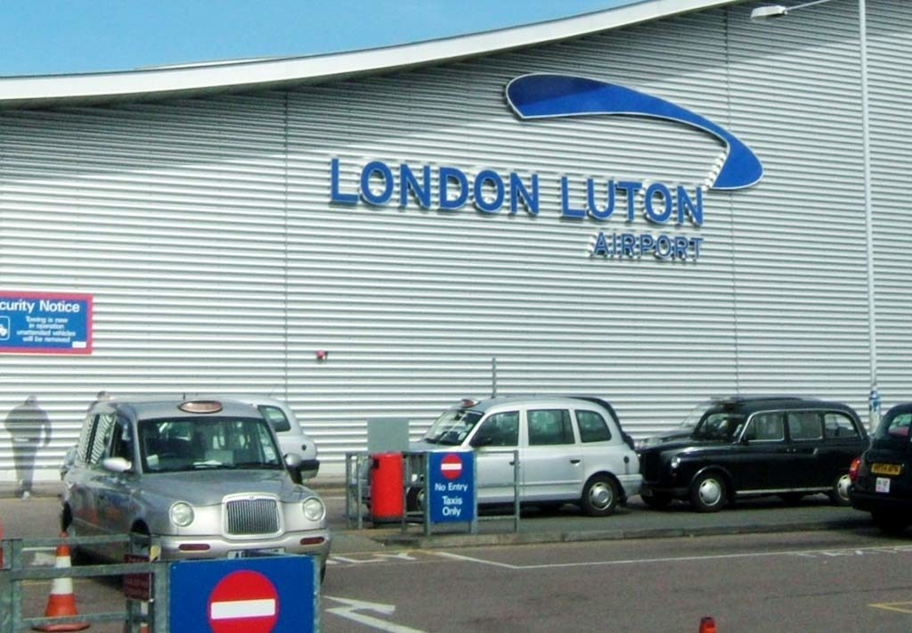 Aéroport Londres Luton