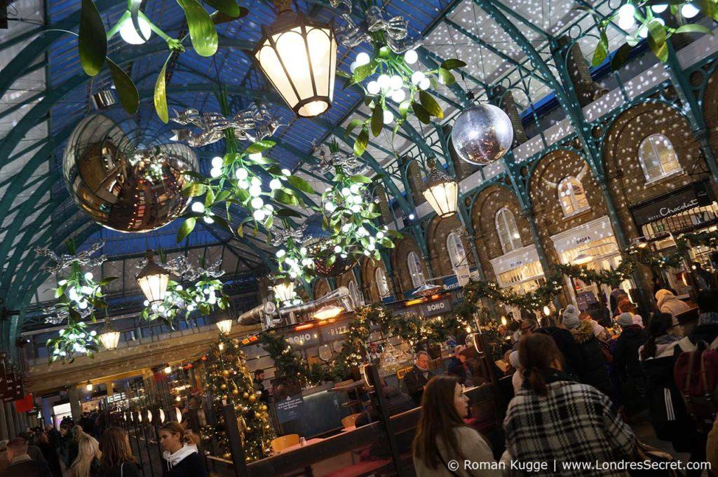 Covent Garden a Noel