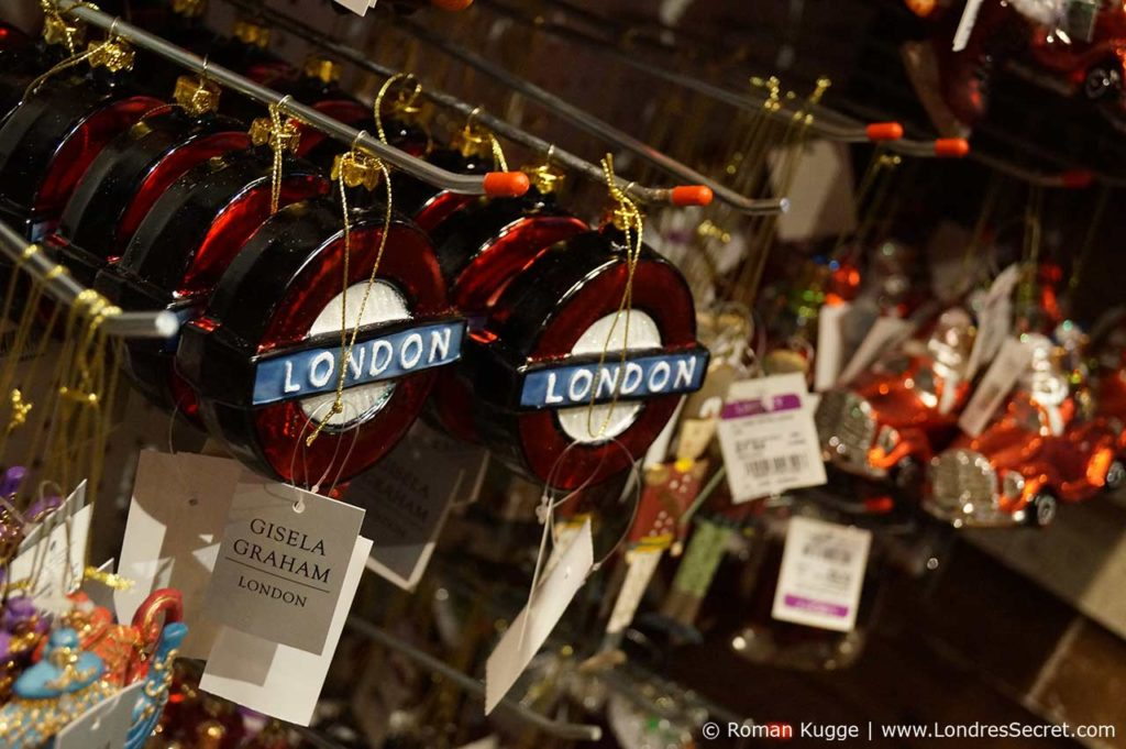 Liberty Londres Grand Magasin a Noel
