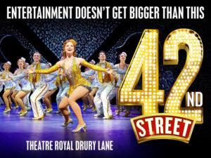 42nd Street comédie musicale Londres