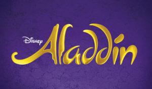 Aladdin comédie musicale Londres