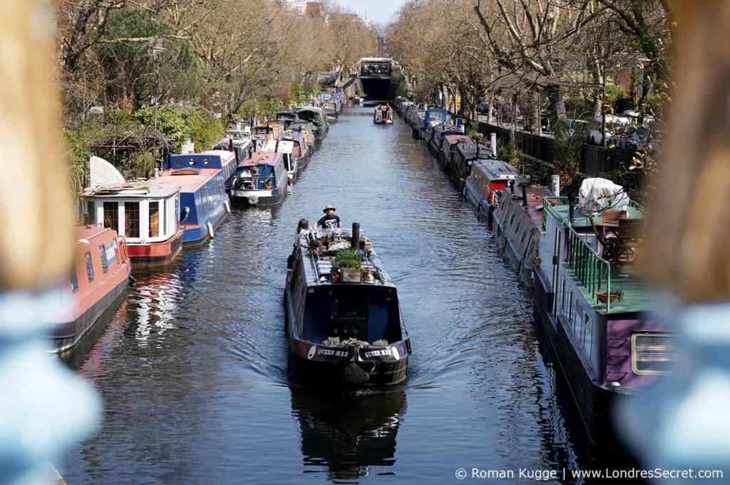 Canaux Venice Londres