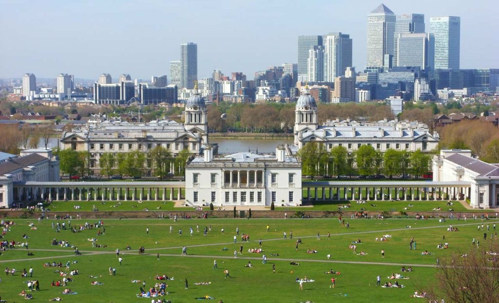 Observatoire Greenwich Londres