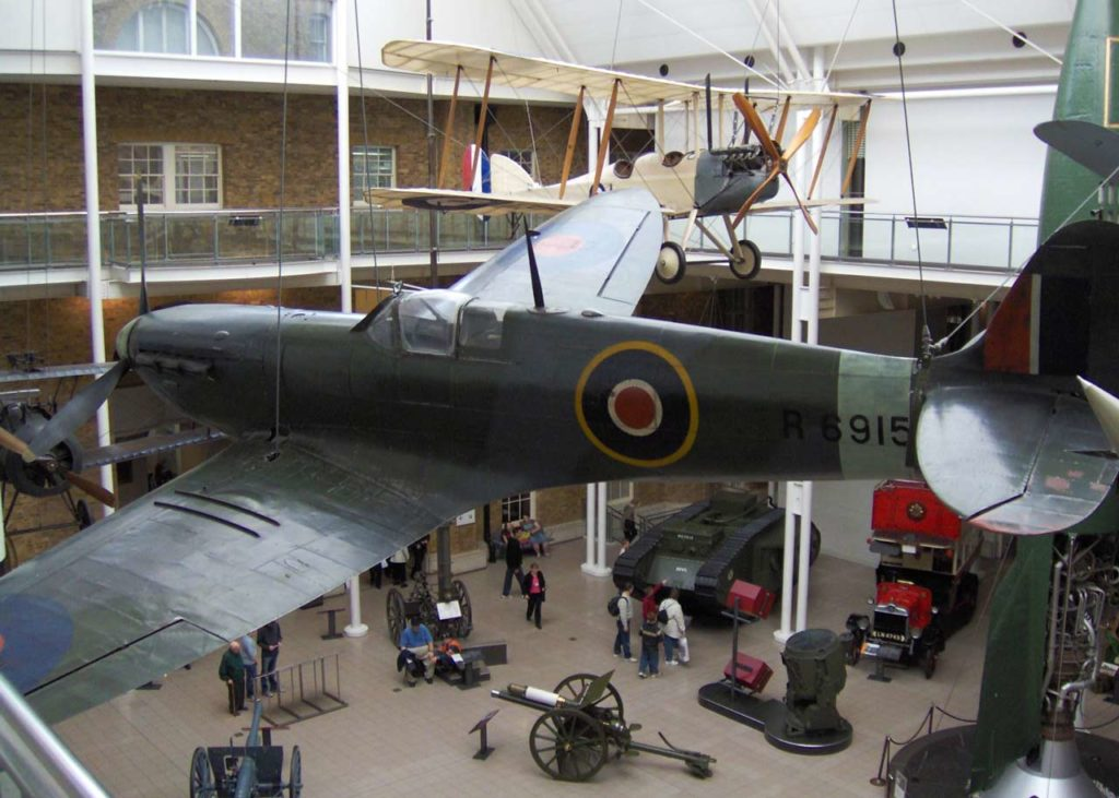 Imperial War Museum Londres