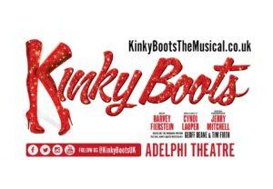 Kinky Boots comédie musicale Londres