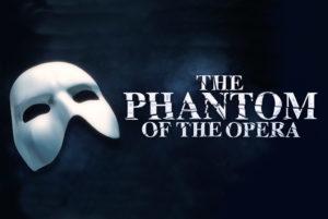 Le Fantôme de l'Opéra comédie musicale Londres