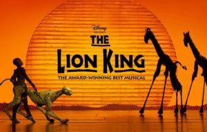Le Roi Lion comédie musicale Londres
