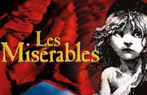Les Misérables comédie musicale Londres