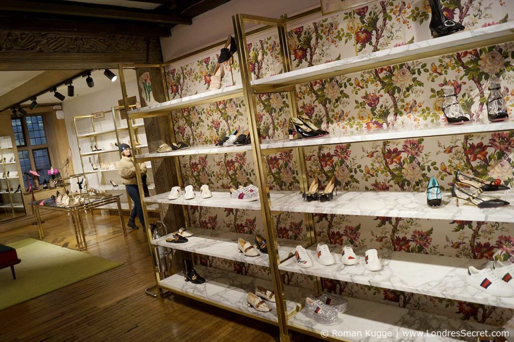 Magasin Liberty Londres