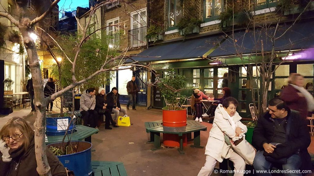 Neal's Yard Londres Secret