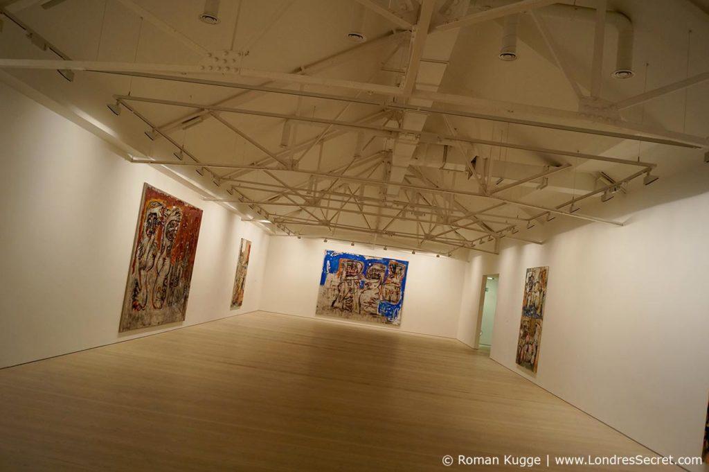 Saatchi Gallery Londres