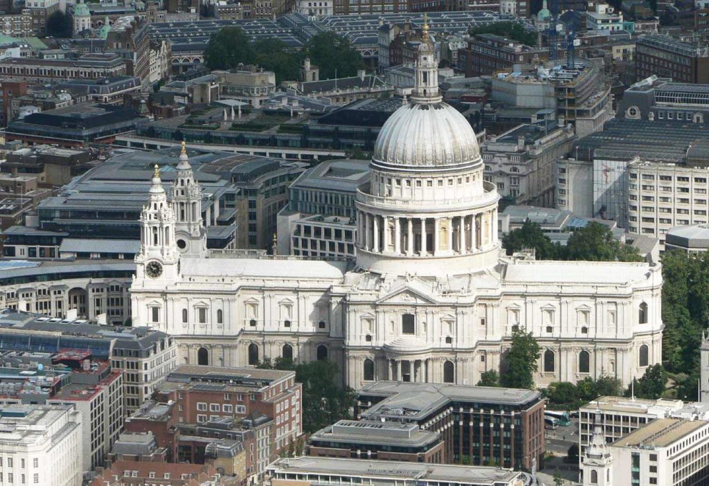 Saint Pauls Cathedral Londres