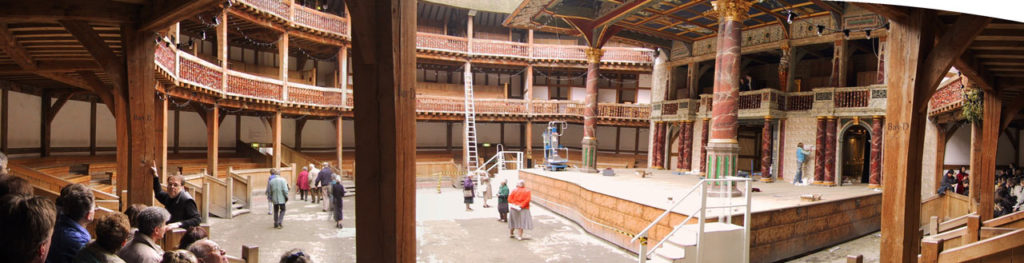 The Globe Theatre Shakespeare London