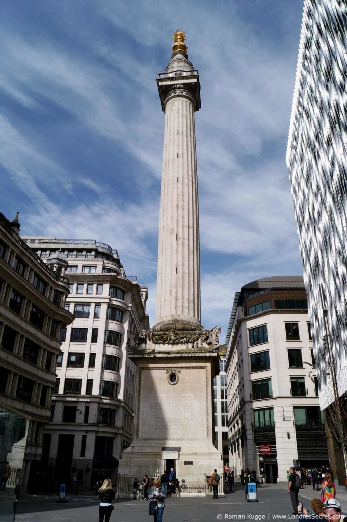 The Monument Londres