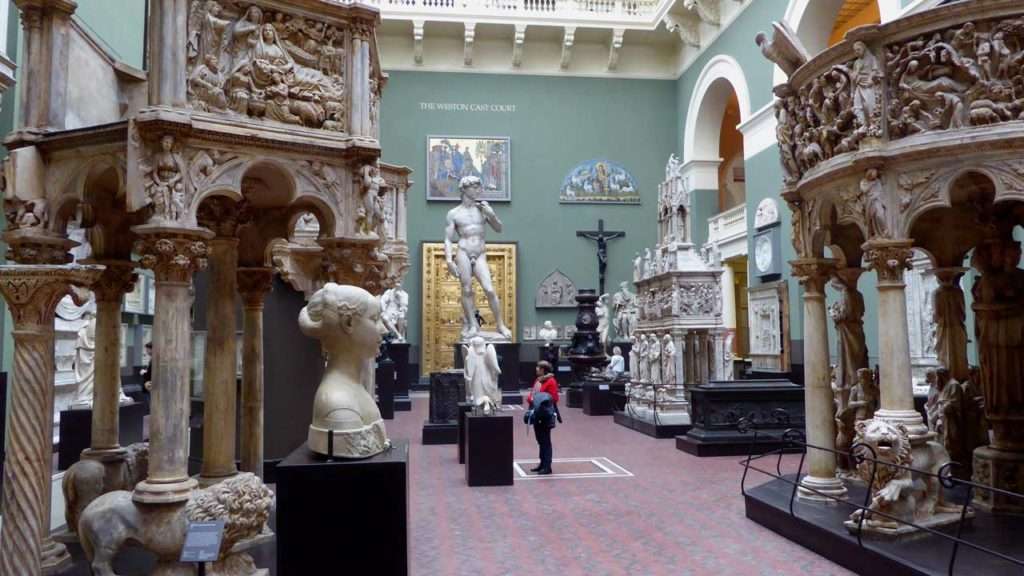 Victoria and Albert Museum Londres