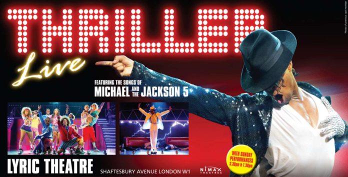 Comédie musicale Thriller Londres