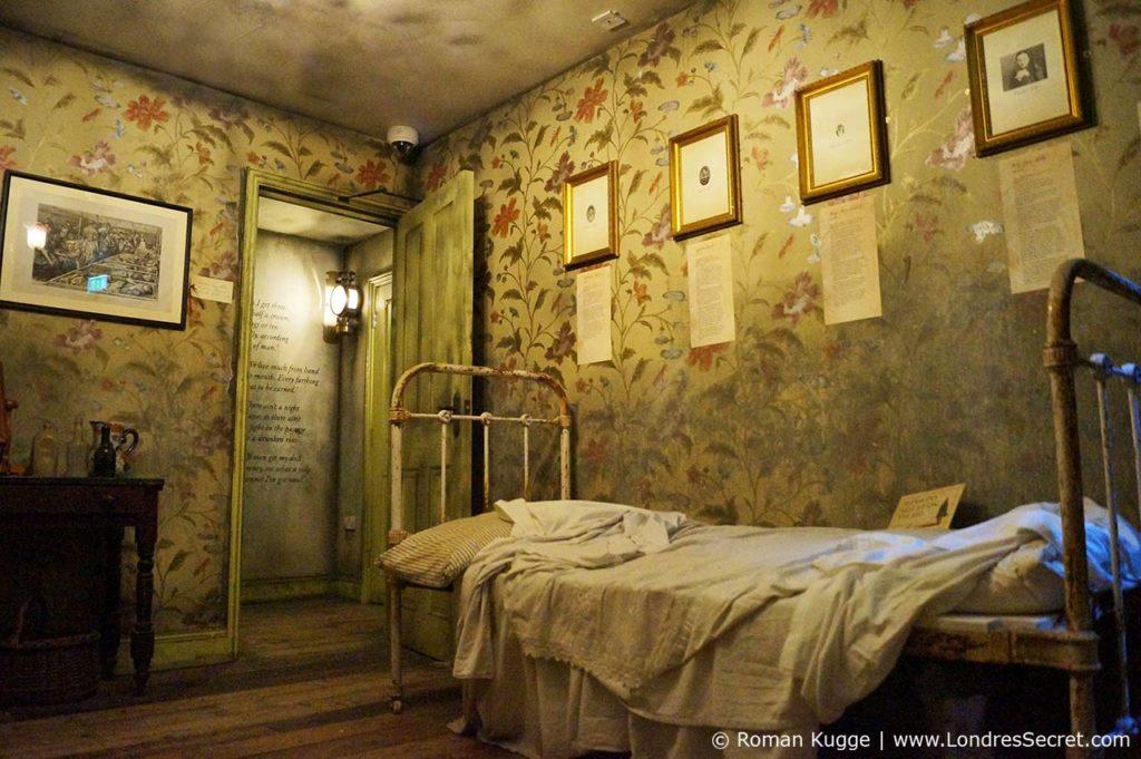 Musée Jack L'Éventreur Londres