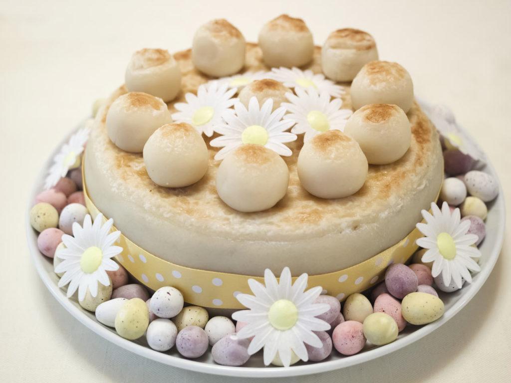 Simnel Cake Pâques Londres