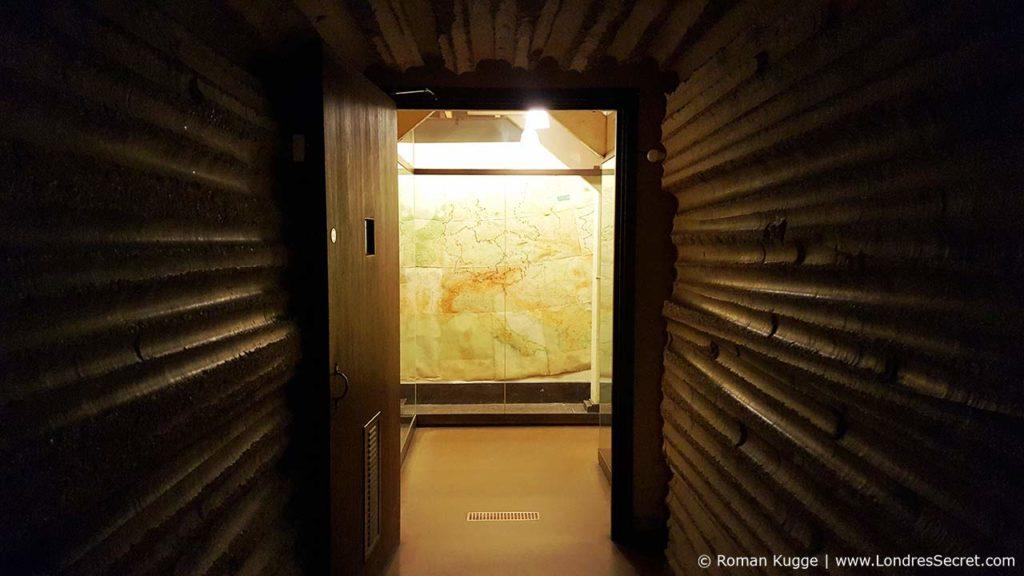 Churchill War Rooms Londres