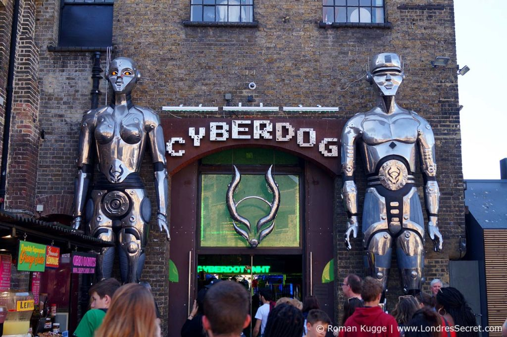 Cyberdog Londres