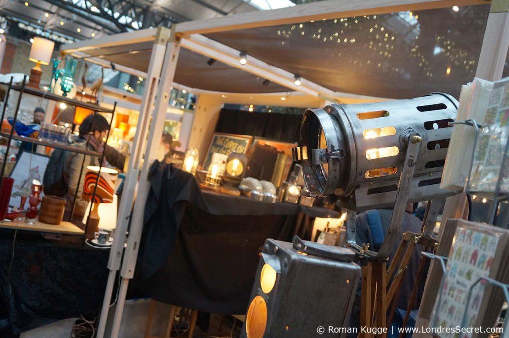Marché Old Spitalfields Market Londres
