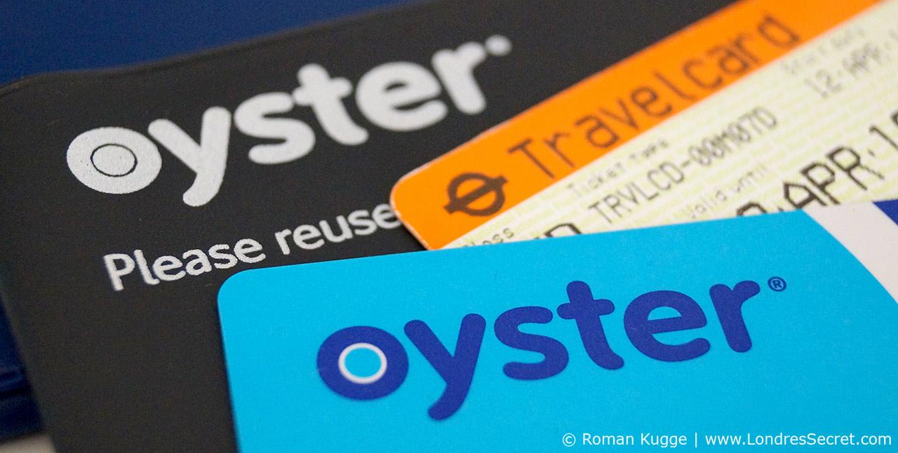 Oystercard Travelcard