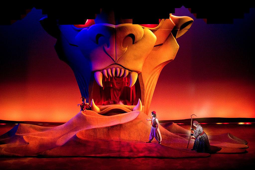 Comédie Musicale Aladdin à Londres