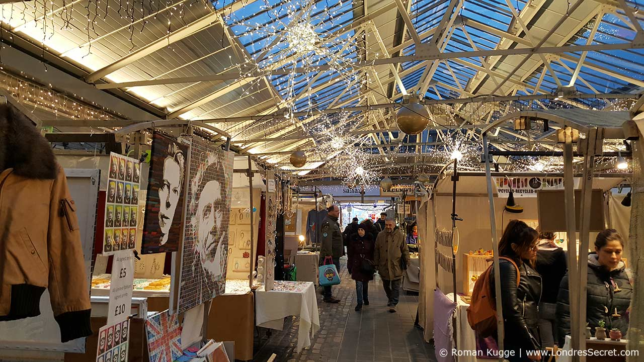 Greenwich » LondresHorairesAccèsInfos À Marché Market « H9Y2IWED