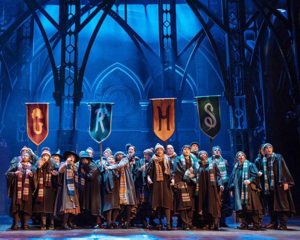 Harry Potter et l'enfant maudit pièce de théâtre Londres