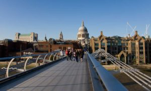 Millenium Bridge Londres