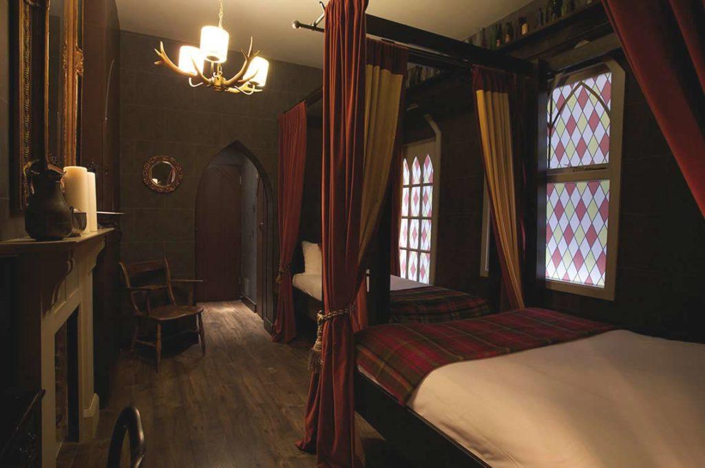 Hôtel Harry Potter à Londres