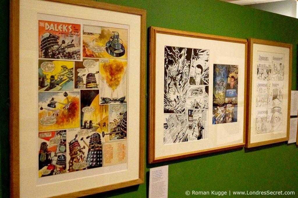 Musée de la BD Londres
