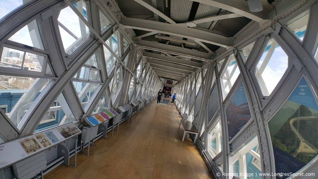 Passerelle Tower Bridge Londres